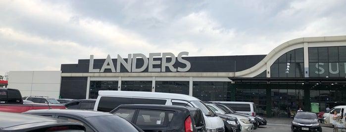 Landers Central is one of Shank'ın Beğendiği Mekanlar.