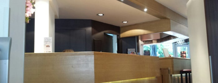 Bagel & Co is one of สถานที่ที่บันทึกไว้ของ Antoni.