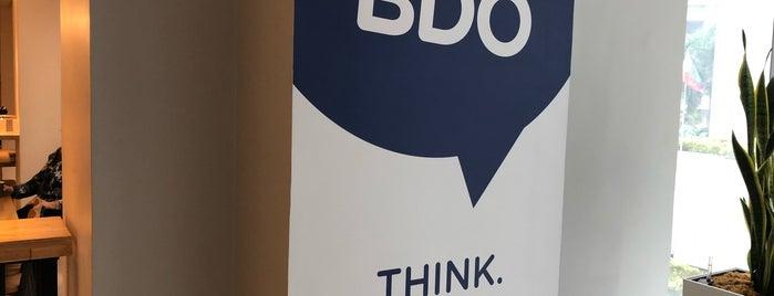 BDO Corporate Center (South Tower) is one of Shank'ın Beğendiği Mekanlar.