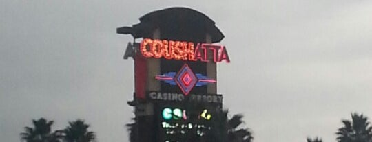 Cyber Quest - Coushatta Casino Resort is one of Native American Cultures, Lands, & History.