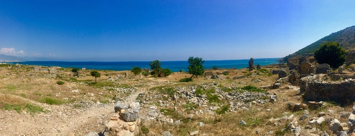 Anemurium is one of Zeynep : понравившиеся места.