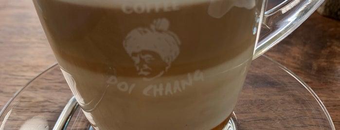 กาแฟดอยช้าง is one of Top picks for Coffee Shops.