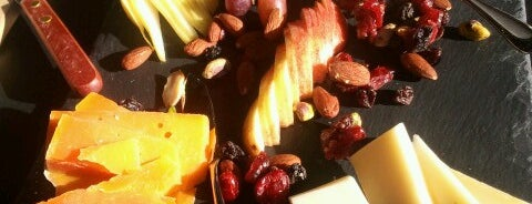The Cheese Plate is one of Lugares guardados de Rachel.