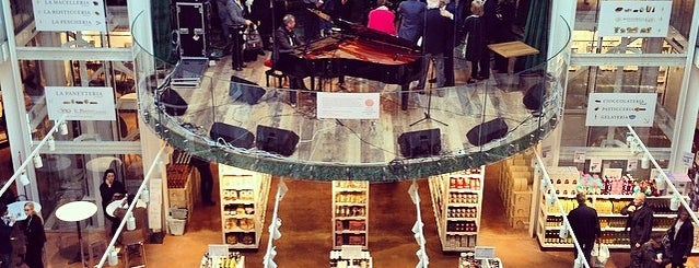 Eataly Smeraldo is one of MILANO EAT & SHOP.