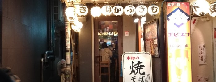 焼そば かぶきち is one of Posti salvati di Hide.