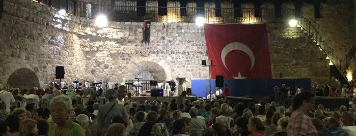 Çandarlı Kalesi is one of Orte, die Hulya gefallen.