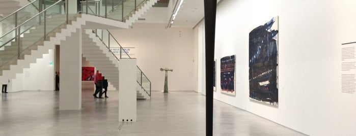 Berlinische Galerie is one of Friends' Favs.