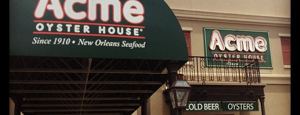 Acme Oyster House - Baton Rouge is one of Allen's Liked Places.