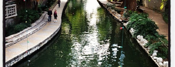 San Antonio River is one of Lieux qui ont plu à Sergio M. 🇲🇽🇧🇷🇱🇷.