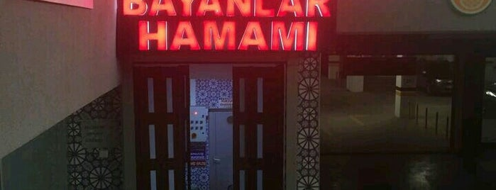 Avrupa Bayanlar Hamamı & Havuz & Fitness is one of Ayşe'nin Beğendiği Mekanlar.