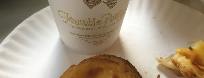 Frankie Portugal is one of To Try.