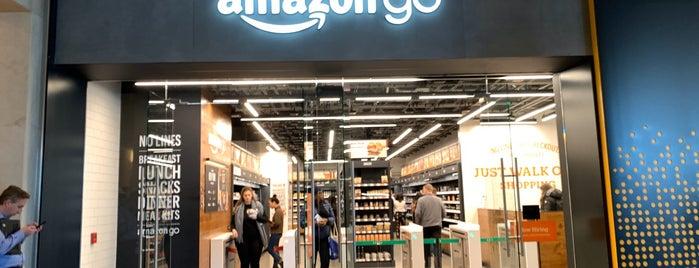 Amazon Go is one of NYC 2019.