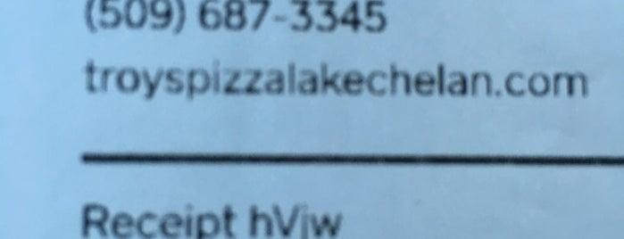 Troy's Pizza is one of Lugares guardados de Rez.