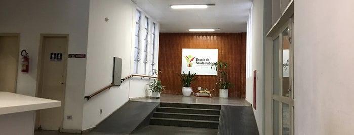 Secretaria Estadual de Saúde - Anexo I is one of Posti salvati di Ike.