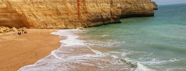 Praia de Benagil is one of Portugal ❤️.