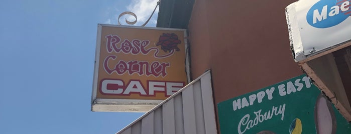 Rose Corner Cafe is one of cape town.