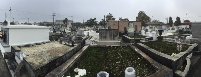 Saint Vincent Cemetery is one of While in NOLA.