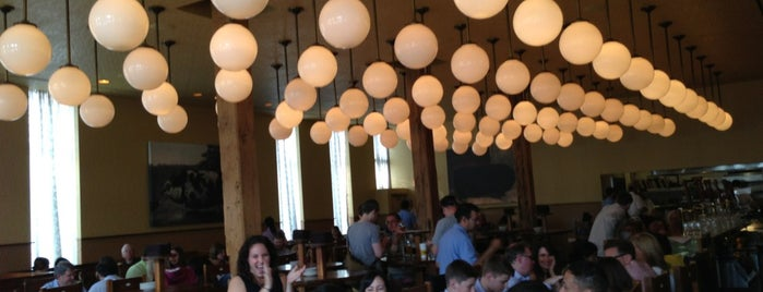 The Publican is one of Open Kitchens - Chicago.