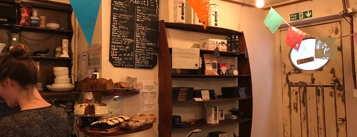 The Gallery by Taylor St Baristas is one of Kahve & Çay.