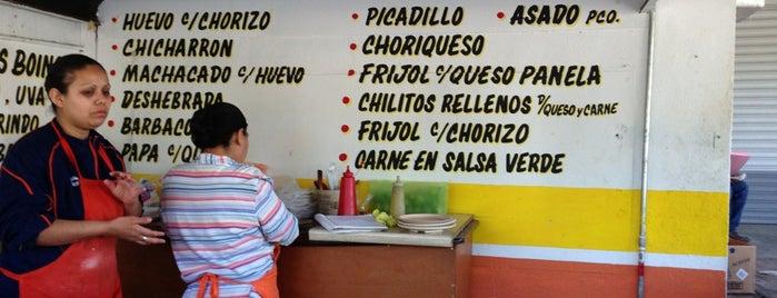 Tacos Qué Pachó is one of Monterrey.