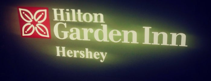 Hilton Garden Inn is one of Teresa 님이 좋아한 장소.