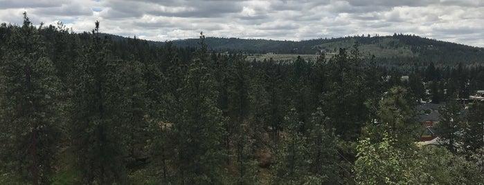 Dishman Hills Natural Area is one of Posti che sono piaciuti a Ainsley.