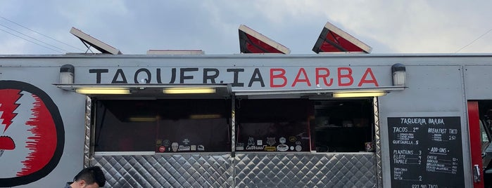 Taqueria Barba is one of Taco Pants.