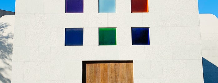 Ellsworth Kelly's Austin is one of ATX.