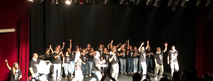 Teatro União Cultural is one of Passeios com a família.