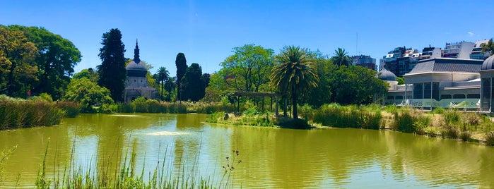 Ecoparque Interactivo (ex Zoológico de Buenos Aires) is one of A ver....
