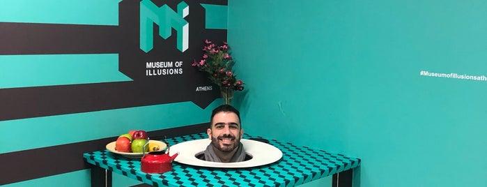 Museum of illusions is one of Posti che sono piaciuti a Burç.