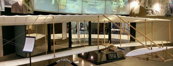 Dayton Aviation Heritage National Historical Park is one of Gem City.