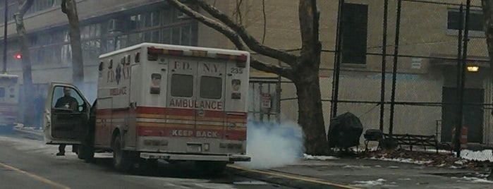 FDNY EMS Station 16 - Harlem is one of My BEST places to visit.