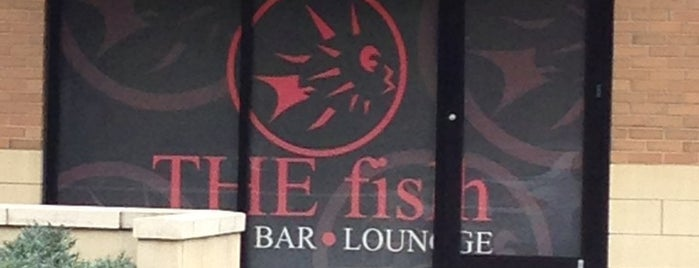 The Fish Restaurant and Sushi Bar is one of Dog Friendly Places in Dallas.
