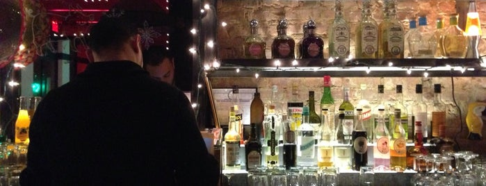 Salvation Taco is one of NYMag Where to Eat 2014.