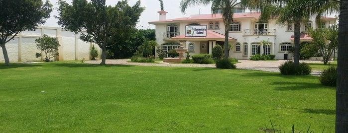 Hacienda El Nogal is one of Lieux qui ont plu à Irving.