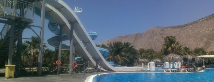 Santorini Water Park is one of Santorini 2017 - trip list.