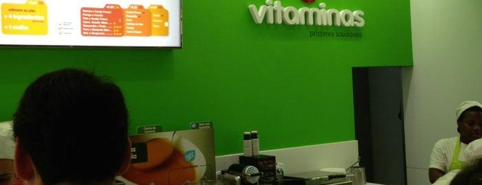 Vitaminas is one of Comer e beber em Lisboa.