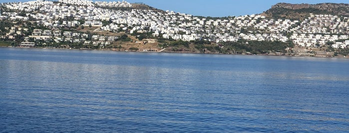 Küçük Tavşan Adası is one of Tempat yang Disukai Pelin.