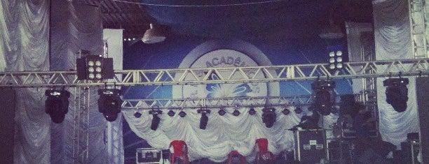 G.R.E.S. Acadêmicos da Rocinha is one of Casas de festas, Shows, parques… Vem comigo!.