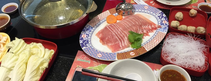 MK Restaurants is one of Penny_bt90さんのお気に入りスポット.