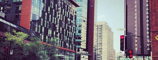 Concordia - SGW Campus is one of Jas' favorite urban sites.