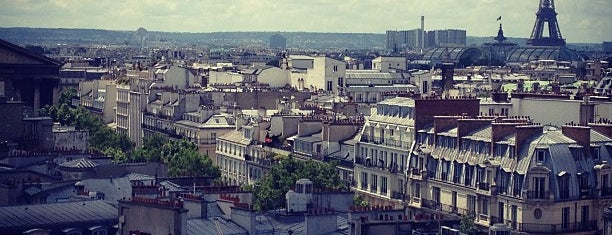 Paris is one of Paris: husband's hometown ♥.