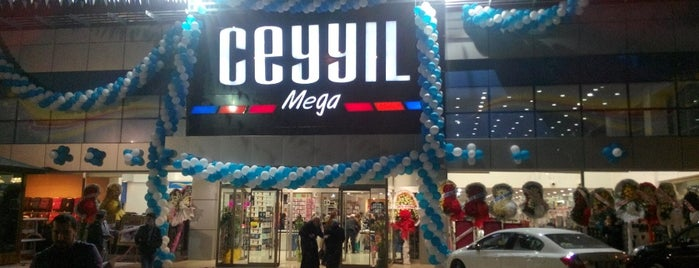 Ceyyıl Mega is one of Gül Özcan 님이 좋아한 장소.