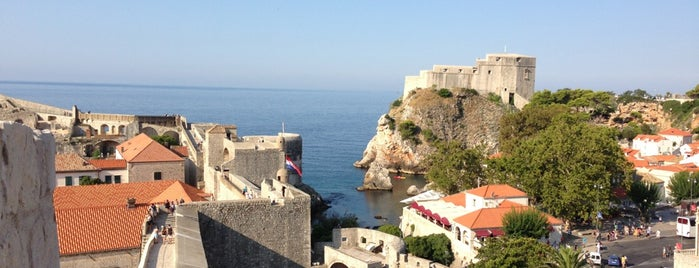 Dubrovnik City Walls is one of Dubrovnik.
