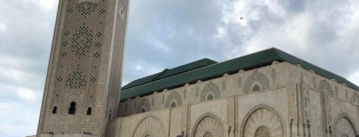 Casablanca Morocco is one of Lugares favoritos de Emre.