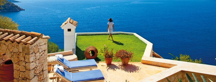 Hotel Villa Mahal is one of Ege tatil.