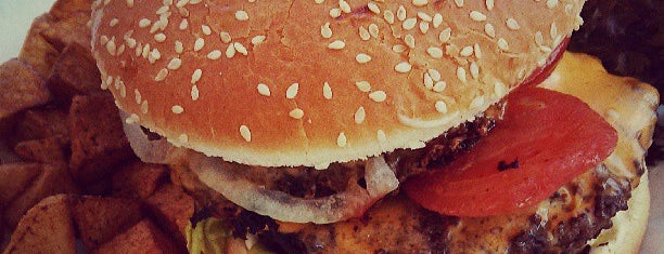 Lentz is one of Berlins Best Burger.