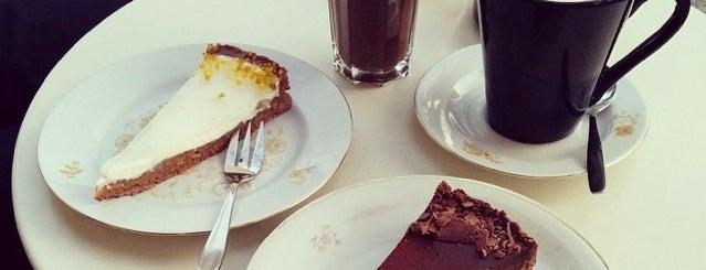 Berlin Kaffee Kuchen