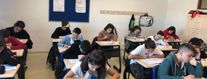 Özel Nesibe Aydın Antalya Okulları is one of 🌜🌟hakan🌟🌛 : понравившиеся места.